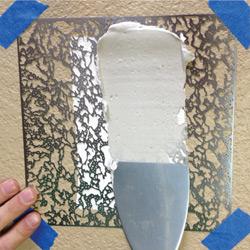 Knockdown Drywall Texture Repair Tool